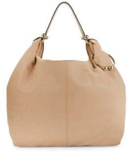 Vince Camuto Pebbled Leather Hobo Bag