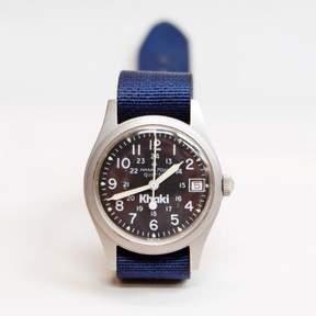 Blade + Blue Vintage Hamilton Khaki Military Field Watch
