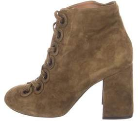 Laurence Dacade Paddle Suede Ankle Boots