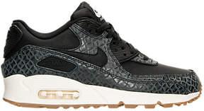 Nike Women's Air Max 90 Premium Running Shoes