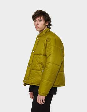Our Legacy Bubble Jacket in Slush Green