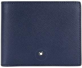 Montblanc Sartorial 6CC Indigo Wallet