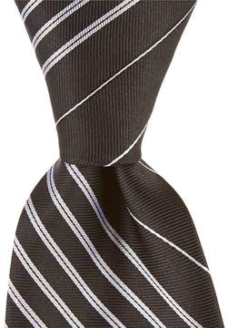 Murano Change Stripe Narrow 2.75#double; Silk Tie