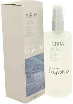 BYBLOS TERRA by Byblos Eau De Toilette Spray for Women (4.2 oz)