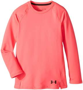 Under Armour Kids ColdGear Crew Girl's Clothing