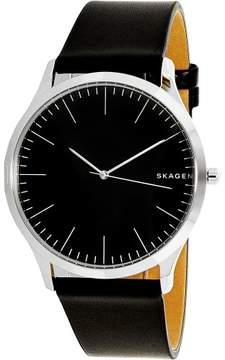 Skagen Men's Jorn SKW6329 Silver Leather Quartz Dress Watch
