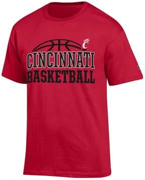 Champion Men's Cincinnati Bearcats Basketball Tee