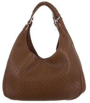 Bottega Veneta Perforated Campana Bag