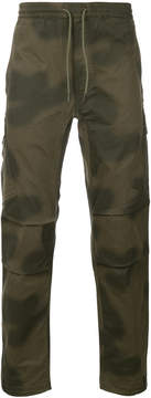 MHI camouflage fitted trousers
