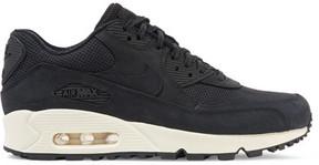 Nike Air Max 90 Pinnacle Leather Sneakers - Black