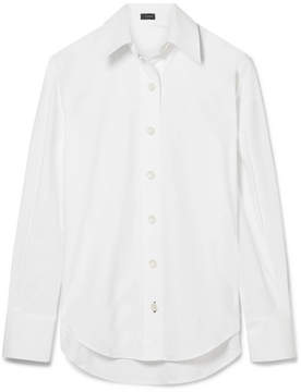 Joseph Garcon Cotton-poplin Shirt - White