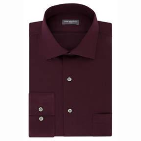 Van Heusen Long Sleeve Twill Dress Shirt