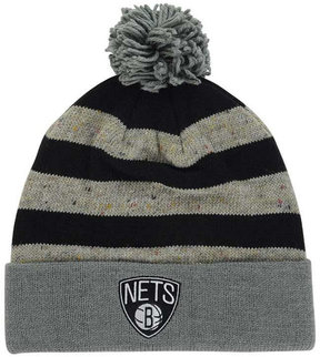 Mitchell & Ness Brooklyn Nets Speckled Knit Hat
