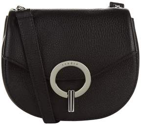 Sandro Leather Cross Body Bag