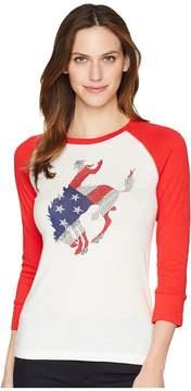 Ariat Wild West Raglan Women's Long Sleeve Pullover