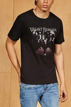 21men 21 MEN Eleven Paris Velvet Revolver Tee