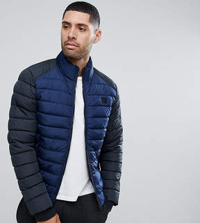 Blend of America Quilted Jacket Sleeve Panel