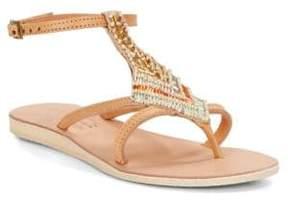 Cocobelle Arrow Beaded Sandals