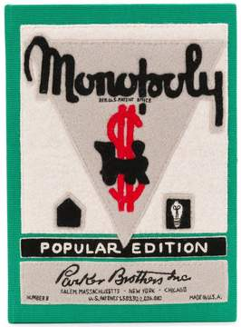 Olympia Le-Tan Monopoly Popular Edition clutch