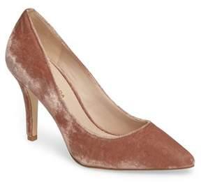 Pelle Moda Women's Vally2 Pointy Toe Pump
