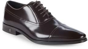 Versace Men's Patent Leather Oxfords