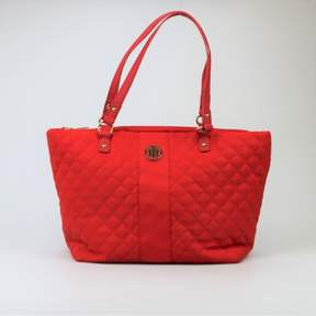 Tommy Hilfiger Isla Quilted Tote