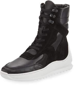 Filling Pieces Storm Peak High-Top Sneaker Boot
