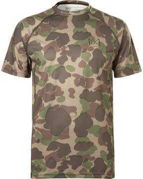 Burton Power Grid Camouflage-Print Jersey T-Shirt
