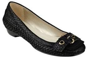 Anne Klein Mady Patterned Flats