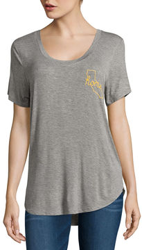 Fifth Sun California Graphic T-Shirt- Juniors