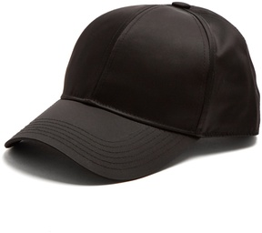 Acne Studios Camp Matt face-appliqué cap