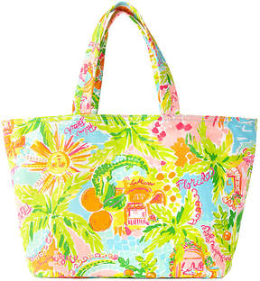 Lilly Pulitzer Beach Tote Bag