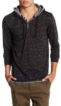 Burnside Space Dye Hooded Pullover
