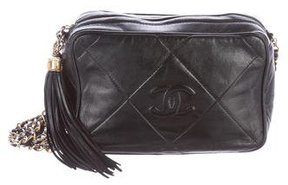 Chanel Leather Camera Bag
