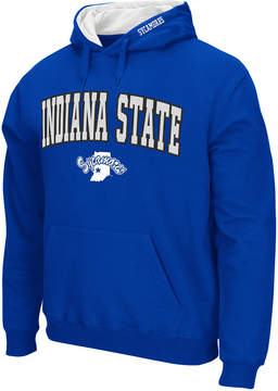 Colosseum Men's Indiana State Sycamores Arch Logo Hoodie