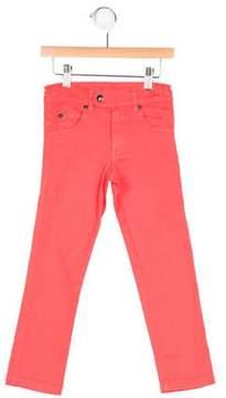 Emile et Ida Girls' Five Pocket Skinny Jeans w/ Tags