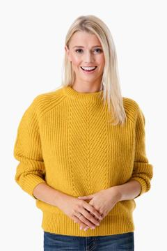 Demy Lee Sunflower Chelsea Sweater