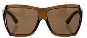 Tom Ford Tinted Shield Sunglasses