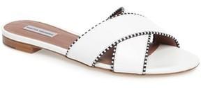 Tabitha Simmons Women's Lassie Profilo Slide Sandal