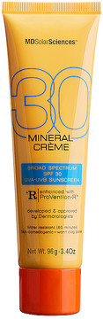 MDSolarSciences Mineral Creme SPF 30.