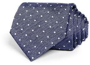Bloomingdale's The Men's Store at Heathered Dot Classic Tie - 100% Exclusive