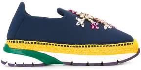 Dolce & Gabbana 'Barcelona' slip-on sneakers