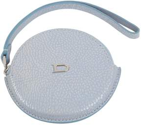 Delvaux Silver Leather Purses, wallets & cases