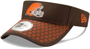 New Era Cleveland Browns Sideline Visor