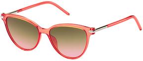 Safilo USA Marc Jacobs 47 Cat Eye Sunglasses