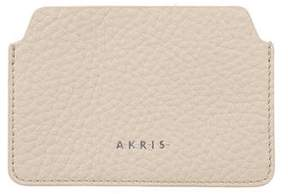 Akris Leather Card Case