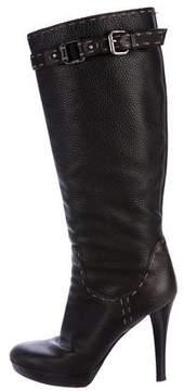 Fendi Selleria Knee-High Boots