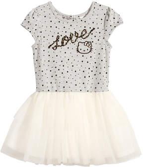 Hello Kitty Love Tutu Dress, Baby Girls