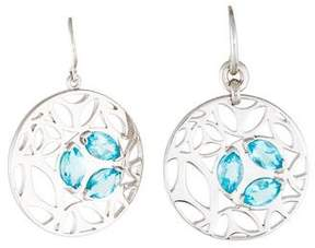 Di Modolo Glass Ricamo Drop Earrings