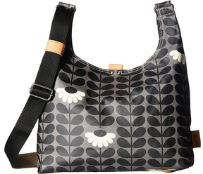 Orla Kiely - Wild Daisy Print Midi Sling Bag Sling Handbags